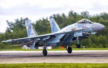 RF-81763 - Russia - Air Force Sukhoi Su-35S