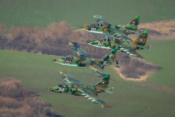 249 - Bulgaria - Air Force Sukhoi Su-25K