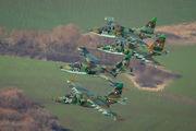 249 - Bulgaria - Air Force Sukhoi Su-25K aircraft