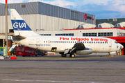 HB-SSA -  Boeing 737-200 aircraft