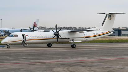 D2-EEA - Angola-Government de Havilland Canada DHC-8-400Q / Bombardier Q400