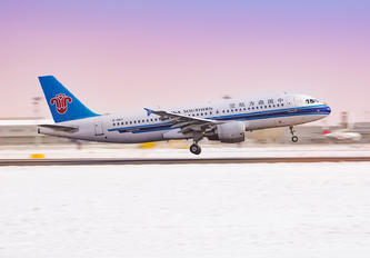 B-6817 - China Southern Airlines Airbus A320