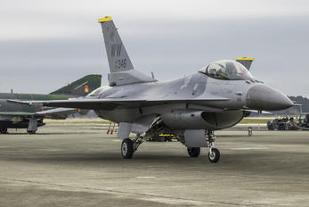 91-0346 - USA - Air Force Lockheed Martin F-16CJ Fighting Falcon