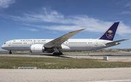 HZ-ARC - Saudi Arabian Airlines Boeing 787-9 Dreamliner aircraft