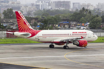 VT-SCX - Air India Airbus A319