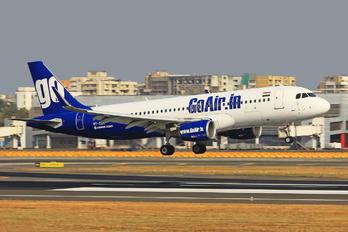 VT-GON - Go Air Airbus A320