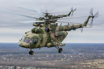 RF-24777 - Russia - Air Force Mil Mi-8MT