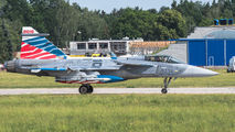 9234 - Czech - Air Force SAAB JAS 39C Gripen aircraft