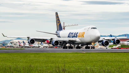 N415MC - Atlas Air Boeing 747-400F, ERF