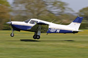 G-IBFW - Private Piper PA-28R-201 Arrow III aircraft