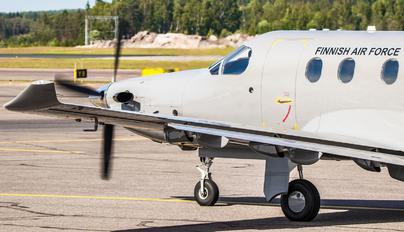 PI-01 - Finland - Air Force Pilatus PC-12