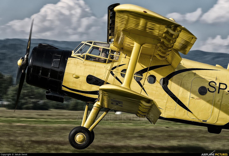 Aeroklub Gdański SP-ANI aircraft at Nowy Targ