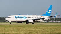 EC-MPG - Air Europa Boeing 737-800 aircraft