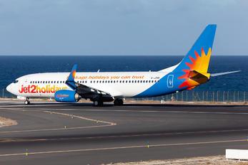 G-JZHK - Jet2 Boeing 737-800