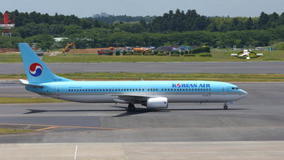 HL7705 - Korean Air Boeing 737-900
