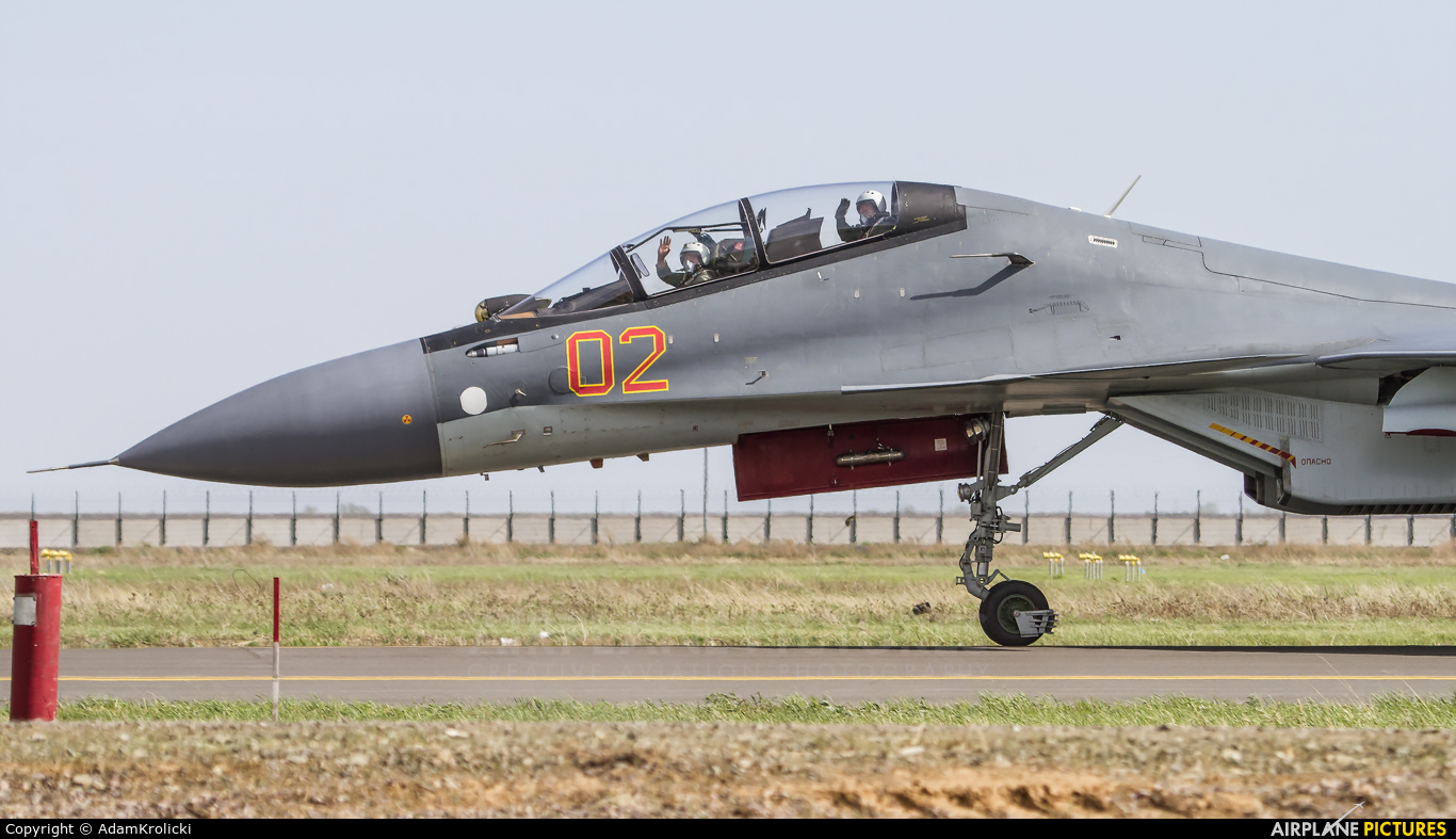 Kazakhstan - Air Force 02 aircraft at Astana