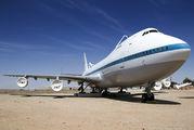 N911NA - NASA Boeing 747-100 aircraft