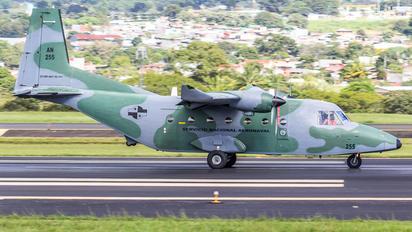 AN-255 - Panama - Air Force Casa C-212 Aviocar