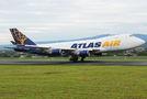 Atlas Air Boeing 747-400F, ERF N415MC at San Jose - Juan Santamaría Intl airport