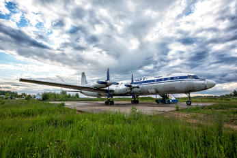 СССР-75737 - Aeroflot Ilyushin Il-18 (all models)