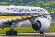 9V-SCA - Singapore Airlines Boeing 787-10 Dreamliner aircraft