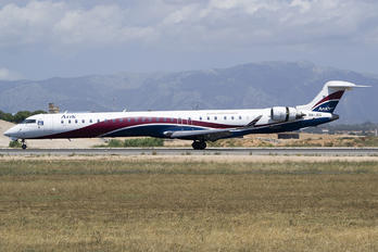 5N-JEE - Arik Air Bombardier CRJ-1000NextGen