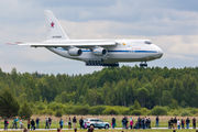 RF-82011 - Russia - Air Force Antonov An-124 aircraft