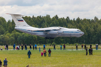 RF-78809 - Russia - Air Force Ilyushin Il-76 (all models)