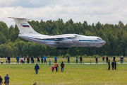 RF-78809 - Russia - Air Force Ilyushin Il-76 (all models) aircraft