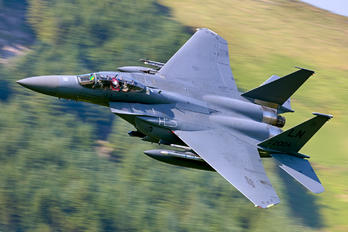 01-2004 - USA - Air Force McDonnell Douglas F-15E Strike Eagle