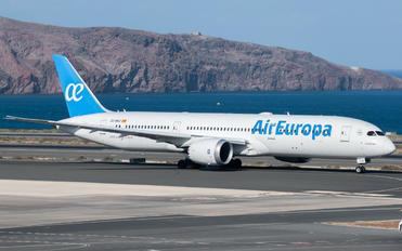 EC-MSZ - Air Europa Boeing 787-9 Dreamliner