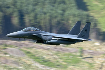 91-0317 - USA - Air Force McDonnell Douglas F-15E Strike Eagle
