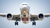 A6-EBT - Emirates Airlines Boeing 777-300ER aircraft