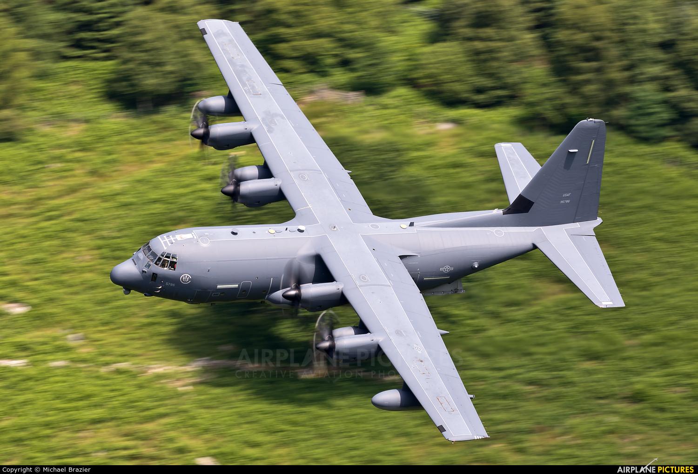 USA - Air Force 13-5786 aircraft at Machynlleth Loop - LFA 7