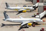 EC-JYX - Vueling Airlines Airbus A320 aircraft