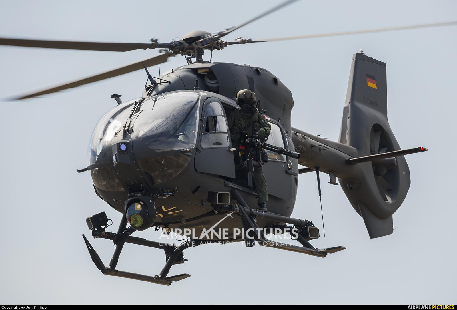Germany - Air Force 76+10 aircraft at
