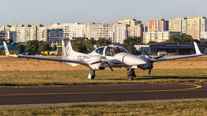 T7-TBM - Private Diamond DA 42 Twin Star