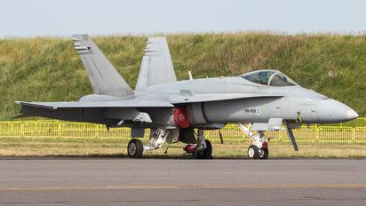 HN-428 - Finland - Air Force McDonnell Douglas F-18C Hornet