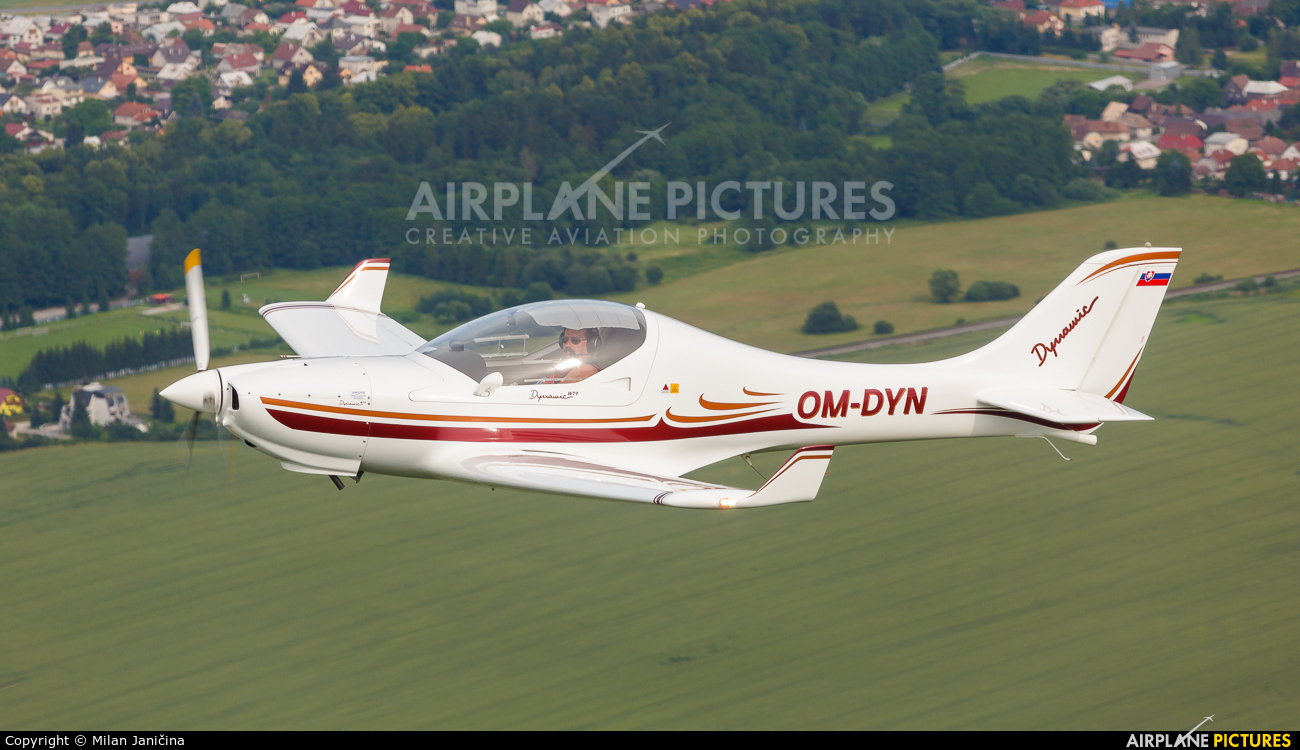 Private OM-DYN aircraft at In Flight - Slovakia