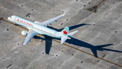 C-FHNV - Air Canada Embraer ERJ-190 (190-100)