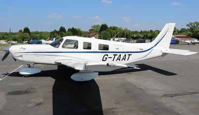 G-TAAT - Private Piper PA-32 Saratoga