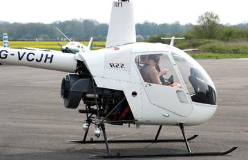 G-VCJH - Private Robinson R22