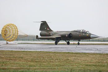 LN-STF - Private Canadair CF-104D Starfighter