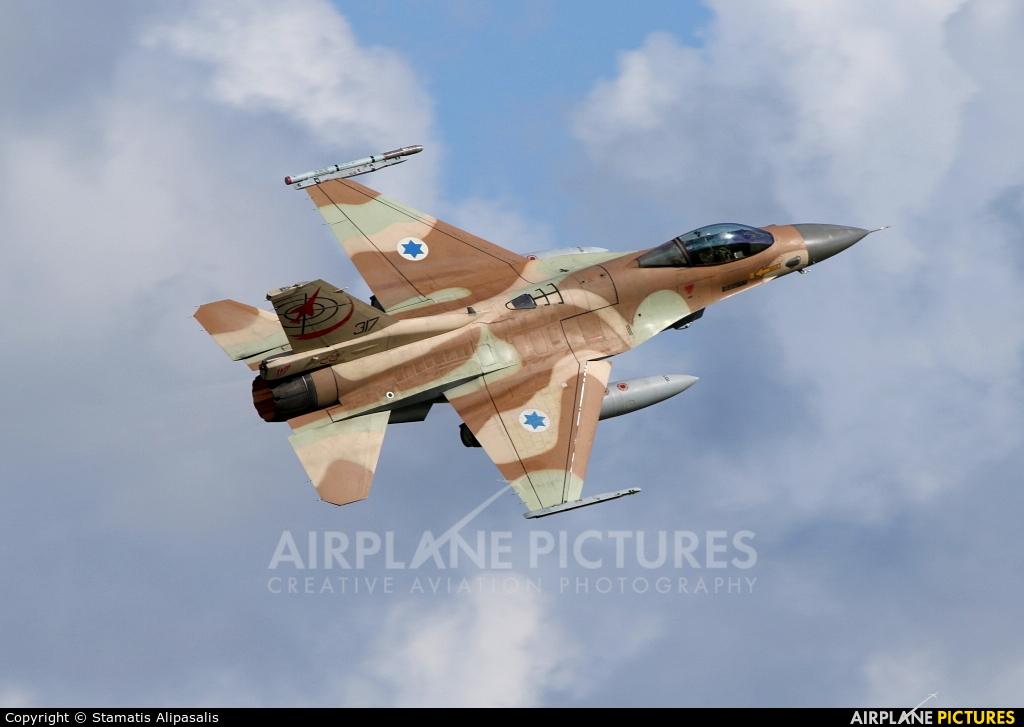 Israel - Defence Force 317 aircraft at Andravida AB