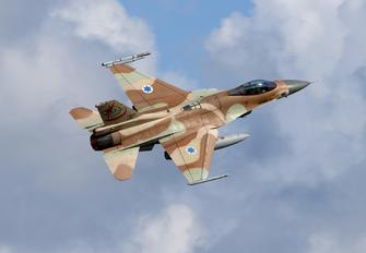 317 - Israel - Defence Force General Dynamics F-16C Barak