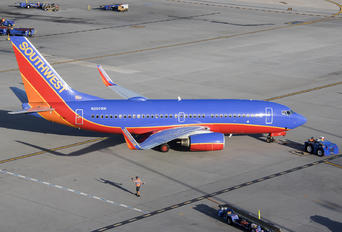 N260WN - Southwest Airlines Boeing 737-700