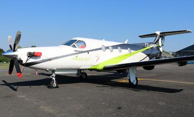 T7-AMS - Private Pilatus PC-12