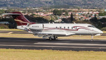 N332CG - Private Bombardier BD-100 Challenger 300 series aircraft