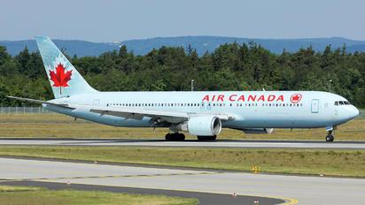 C-FOCA - Air Canada Boeing 767-300ER