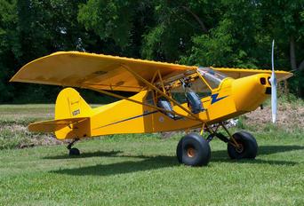 I-C879 - Private Zlin Aviation Shock Cub